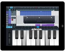 Steinberg Cubasis iPad