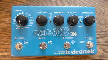 TC Electronics Flashback X4