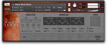 Spitfire Audio Albion III Iceni