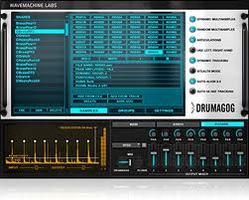 Wavemachine Labs Drumagog 5 : Wavemachine Labs Drumagog 5 (82594)