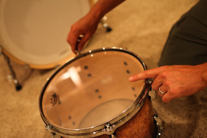 Tuning Drums