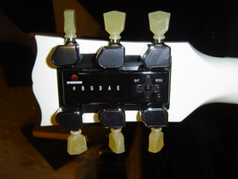 Gibson SG Standard avec Min-ETune