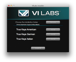 Vi Labs True Keys Pianos