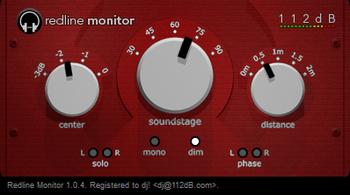 112db - Redline Monitor