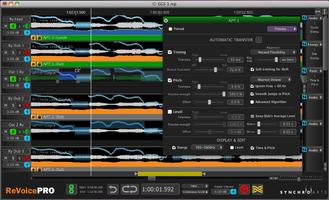Traitements spectraux logiciels : RP V2 Full Screen oc