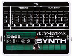 Electro-Harmonix Bass MicroSynth