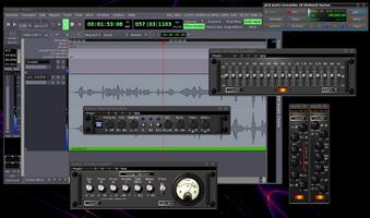 Effets et traitements logiciels : Linux dsp Plug ins