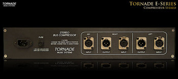Tornade Music Systems Es-Series Bus Compressor