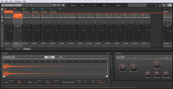 Native Instruments Maschine Studio et Maschine 2.0