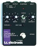 TC Electronic SCF Stereo Chorus Flanger : TC Electronic SCF Stereo Chorus Flanger