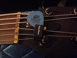 Harley Benton HB-A10C PICK HOLDER : Harley Benton HB-A10C PICK HOLDER