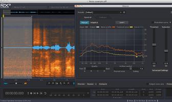 Supprimer le bruit de l'audio