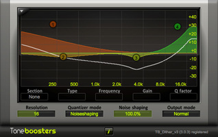 Home audio mastering