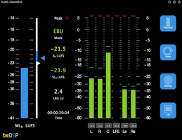 EBU R128 Home Mastering