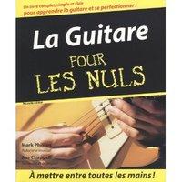 Méthodes papier pour apprendre la guitare