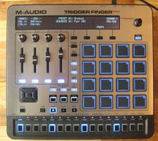 M-Audio Trigger Finger Pro