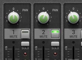 le panoramique en mixage audio