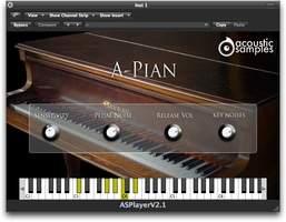 AcousticsampleS A-Pian