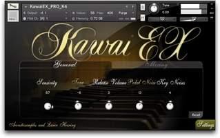 AcousticsampleS Kawai EX