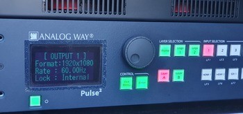 Analog Way PULSE 2 3G - PLS350-3G (52799)