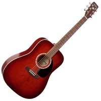 Vends Art & Lutherie Spruce Burgundy  - 250 €