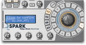 Arturia Spark Vintage Drum Machines