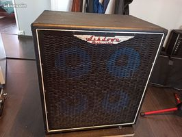 Vend cab Ashdown 410 Série ABM made in uk - 300 €
