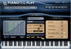 Pianoteq Play