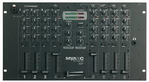 TABLE MIXAGE DJ AUDIOPHONY MYA8C - 200 €