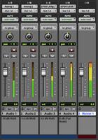 Avid Pro Tools Meters
