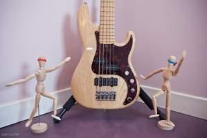 The Bass Guitar for Dummies