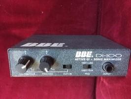 BBE DI-100 sonic maximiser (39304)
