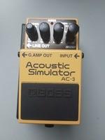 Boss AC-3 Acoustic Simulator (498)
