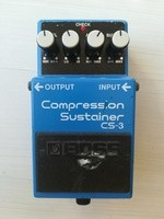 Boss CS-3 Compression Sustainer (54936)