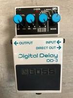 Boss DD-3 Digital Delay (25792)