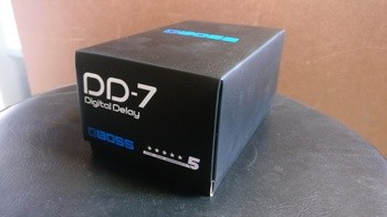 Boss DD-7 Digital Delay (49877)