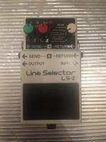 Boss LS-2 Line Selector (40917)