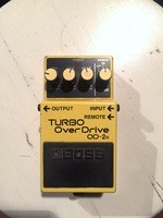 Boss OD-2R TURBO OverDrive (44432)