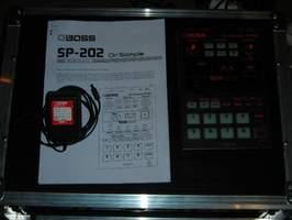 Boss SP202
