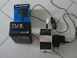 Boss TU-3 Chromatic Tuner (74658)