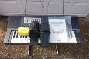 Casio Casiotone CT-410V (65317)