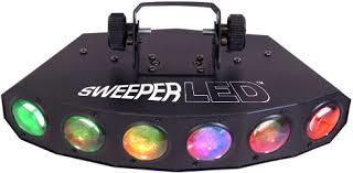 sweeper led