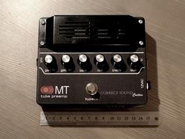 Correct Sound MT tube preamp