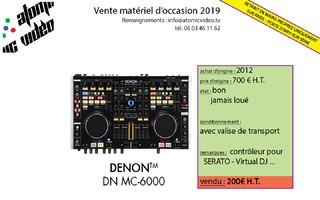 Denon DJ DN-MC6000 (71219)