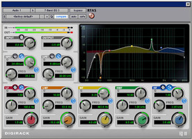 Digidesign Digirack EQ III