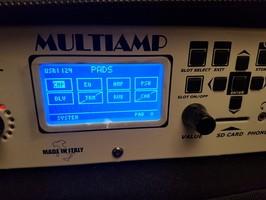 DV Mark Multiamp Head (6351)
