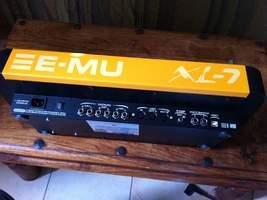 E-MU XL-7 & MP-7