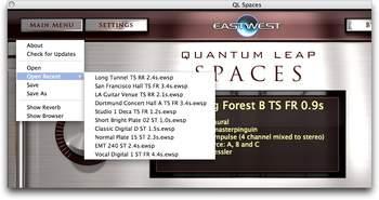 EastWest/Quantum Leap Spaces