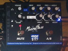EBS MicroBass II (22145)