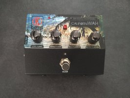 Eden Bass Amplification CaliforniWAH (57624)